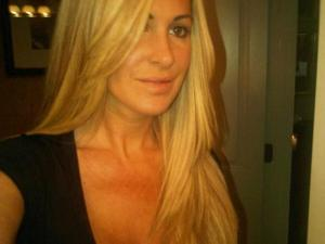 Real Housewife Kim Zolciak Minus Makeup